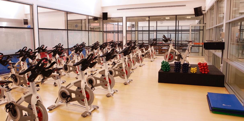 Projeto Academia - Sala de Bike