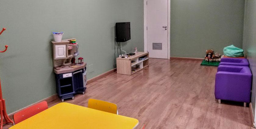 Projeto Academia - Espaço Kids