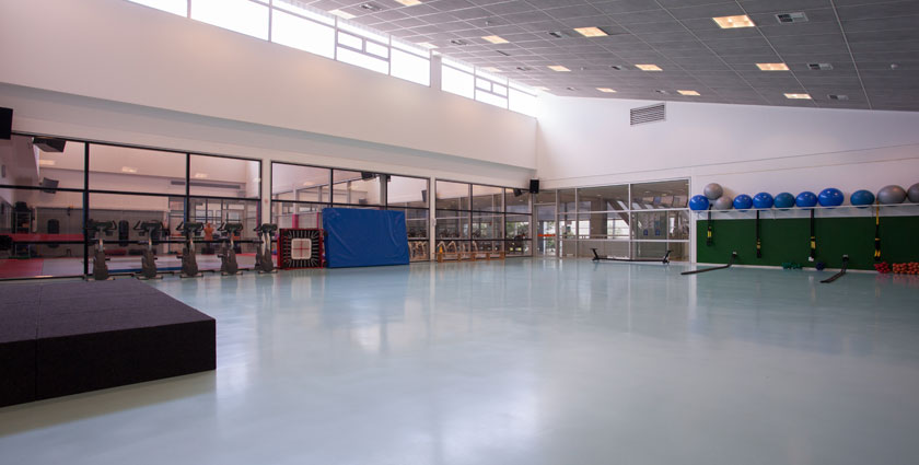 Projeto Academia - Sala de Ginástica