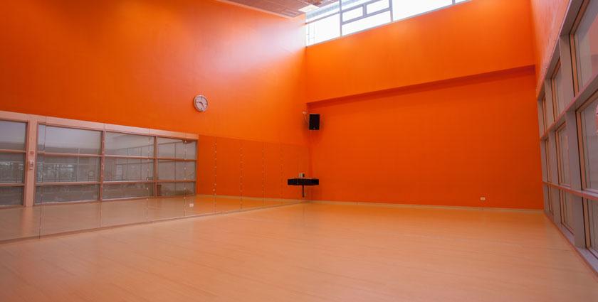 Projeto Academia - Sala Zen
